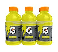 Gatorade G Series Thirst Quencher Perform Lemon Lime - 6-12 Fl. Oz.