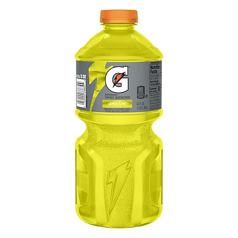 Gatorade G Series Thirst Quencher Lemon-Lime - 64 Fl. Oz.