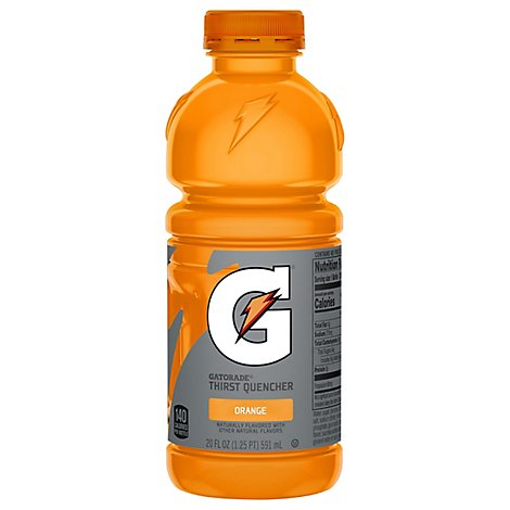 Gatorade G Series Thirst Quencher Orange - 20 Fl. Oz.