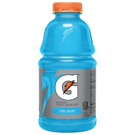 Gatorade G Series Thirst Quencher Cool Blue - 32 Fl. Oz.