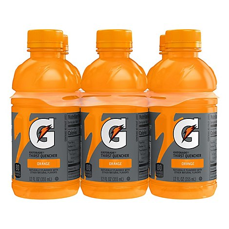 Gatorade G Series Thirst Quencher Perform Orange - 6-12 Fl. Oz.