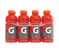 Gatorade G Series Thirst Quencher Fruit Punch - 8-20 Fl. Oz.