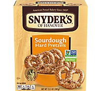 Snyders of Hanover Pretzel Hard Sourdough - 13.5 Oz