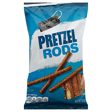 Signature SELECT Pretzels Rods - 10 Oz
