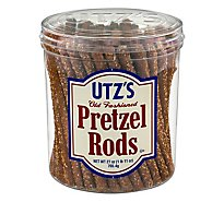Utz Pretzel Rods Old Fashioned - 27 Oz