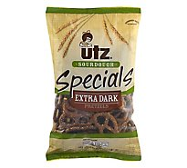 Utz Pretzels Sourdough Specials Extra Dark - 16 Oz