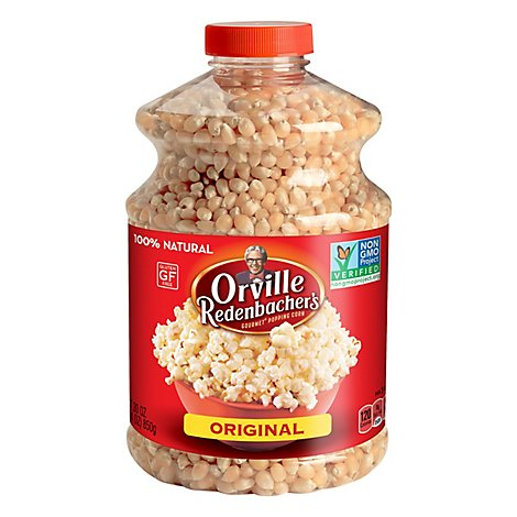 Orville Redenbachers Popping Corn Gourmet Original - 30 Oz
