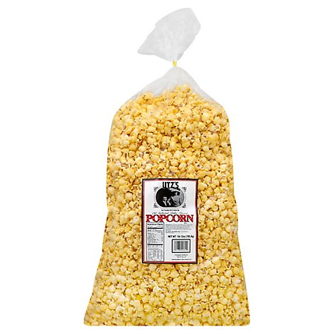 Utz Popcorn Old Fashioned Butter Flavored - 28 Oz