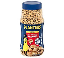 Planters Peanuts Dry Roasted - 16 Oz