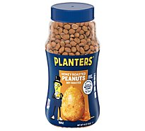 Planters Peanuts Dry Roasted Honey Roasted - 16 Oz