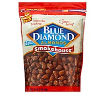 Blue Diamond Almonds Smokehouse - 16 Oz