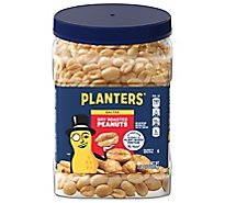 Planters Peanuts Dry Roasted - 43.5 Oz