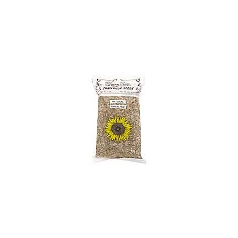 Flanigan Farms Sunflower Seeds Natural Unsalted - 12 Oz