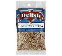 Its Delish Sunflower Seeds - 4 Oz