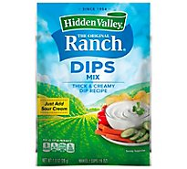 Hidden Valley The Original Ranch Dip Mix - 1 Oz