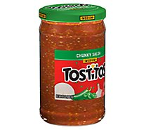 TOSTITOS Salsa Chunky Medium - 24 Oz
