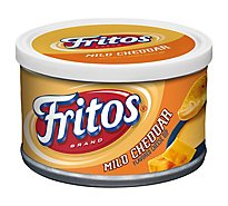 Frito Lay Dip Flavored Cheese Mild Cheddar - 9 Oz