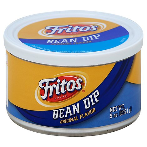 Frito Lay Dip Bean Original Flavor - 9 Oz