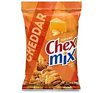 Chex Mix Snack Mix Savory Cheddar - 8.75 Oz