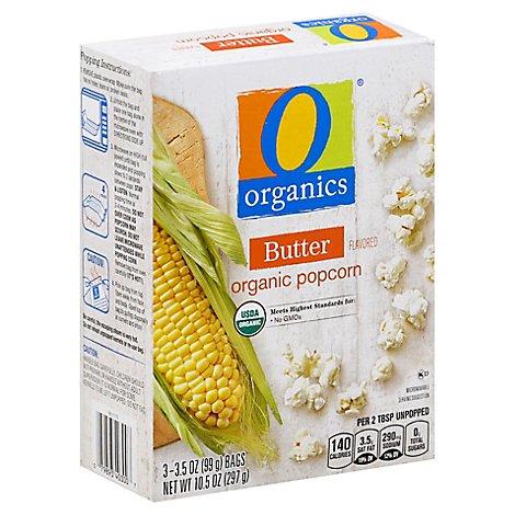 O Organics Organic Popcorn B - Online