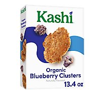 Kashi Heart to Heart Cereal Oat Flakes & Blueberry Clusters - 13.4 Oz