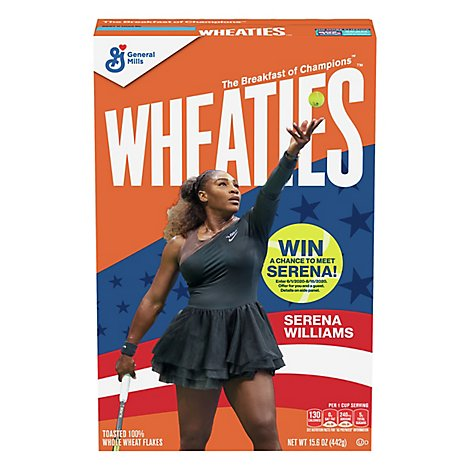 Wheaties Cereal Wheat Flakes - 15.6 Oz