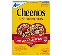 Cheerios Cereal Toasted Whole Grain Oat - 8.9 Oz