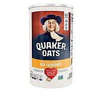Quaker Oats Whole Grain Old Fashioned - 42 Oz