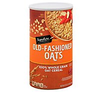 Signature SELECT/Kitchens Oats Old Fashioned - 42 Oz