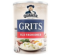 Quaker Grits Old Fashioned - 24 Oz