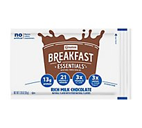 Carnation Breakfast Essentials Powder Drink Mix Rich Milk Chocolate - 10-1.26 Oz