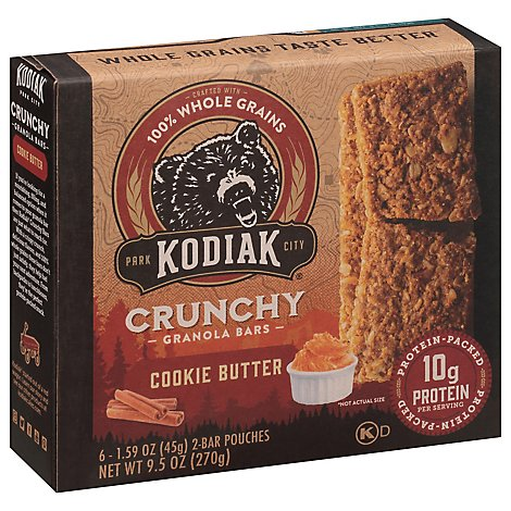 Nature Valley Granola Bars Crunchy Apple Crisp - 6-1.49 Oz
