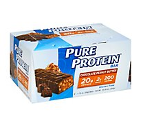 Pure Protein Bar Gluten Free Chocolate Peanut Butter - 1.76 Oz