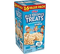 Rice Krispies Treats Crispy Marshmallow Squares The Original Value Pack - 16-0.78 Oz