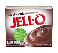 JELL-O Pudding & Pie Filling Instant Chocolate - 5.9 Oz