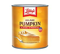 Libbys Pumpkin 100% Pure - 29 Oz