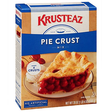 Krusteaz Pie Crust Mix - 20 Oz