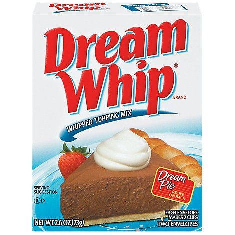 Dream Whip Whipped Topping Mix - 2.6 Oz