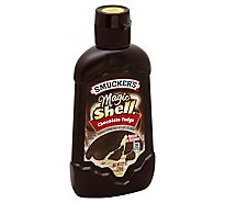 Smuckers Magic Shell Topping Chocolate Fudge - 7.25 Oz