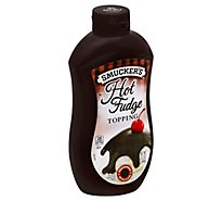 Smuckers Topping Hot Fudge - 15.5 Oz