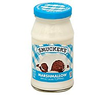 Smuckers Topping Marshmallow - 12.25 Oz