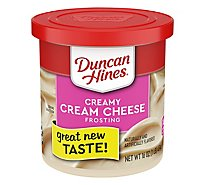 Duncan Hines Creamy Frosting Home-Style Cream Cheese - 16 Oz