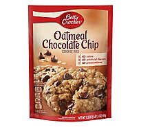 Betty Crocker Cookie Mix Oatmeal Chocolate Chip - 17.5 Oz
