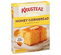 Krusteaz Cornbread & Muffin Mix Honey - 15 Oz