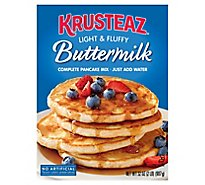 Krusteaz Pancake Mix Complete Buttermilk - 32 Oz