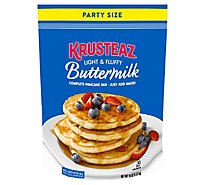 Krusteaz Pancake Mix Buttermilk - 160 Oz