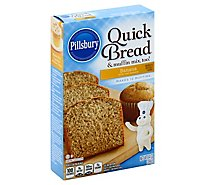 Pillsbury Quick Bread & Muffin Mix Banana - 14 Oz