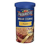 Progresso Bread Crumbs Plain - 15 Oz