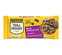 Nestle Toll House Morsels Milk Chocolate Pack - 11.5 Oz