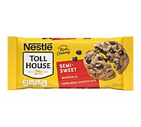 Nestle Toll House Semi Sweet Chocolate Morsels - 12 Oz